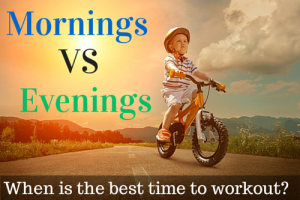 Morning vs. Evening Workouts: Is One Better Than the Other?