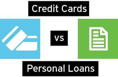 Are Personal Loans Better Than Credit Cards?